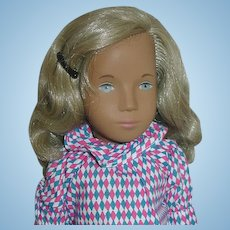 "Vintage 17"" Sasha Doll ~ HARLEQUIN Mint in Box"