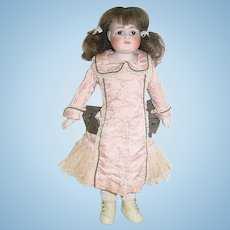 """15"""" Antique German JDK Kestner ~ Closed Mouth Shoulder Head Doll Mold 4"""