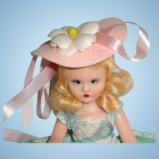 Nancy Ann Storybook Hard Plastic Doll ~ #191 MAY