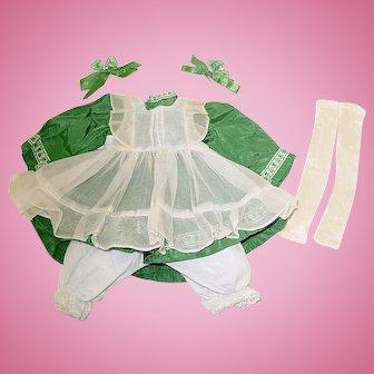 "Rare 16"" Terri Lee Outfit ~ Irish COLLEEN"