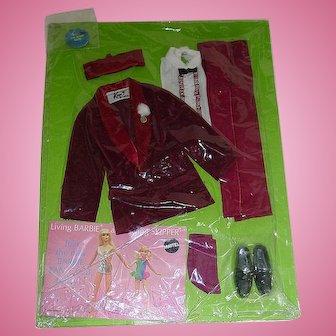 Mod Ken Outfit ~ #1496 NIGHT SCENE ~ Mint on Card