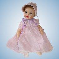 "1950s Terri Lee ~ 18"" Connie Lynn Baby Doll"