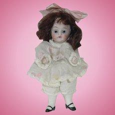 """5"""" German KESTNER ~ All Bisque Girl Doll #150"""