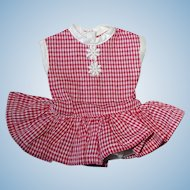 "Vintage 10"" Tiny Terri Lee Doll Dress ~ Mint!"
