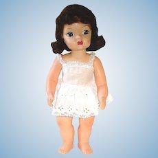 """Vintage 16"""" Brunette TERRI LEE ~ Pat. Pending Doll"""