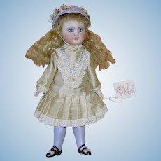 "7"" All Bisque Artist Doll ~ MAREE MASSEY ~ Hope"