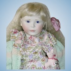"17"" Lynne and Michael  Roche Doll ~ BETH"