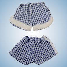 "Two Pairs of Vintage 16"" JERRI LEE ~ Boxer Shorts"