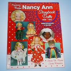 Encyclopedia of Bisque Nancy Ann Storybook Dolls ~  1936-1947  ~ Identification