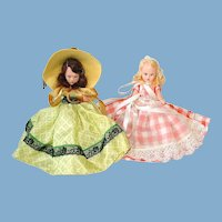 Two ~ Nancy Ann Storybook HP Dolls ~ 309 Song of Norway & 189 March