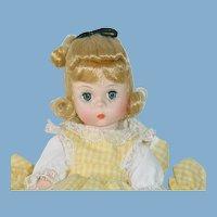 "Vintage Madame Alexander ~ 8"" Little Women ~ AMY ~ 1972"