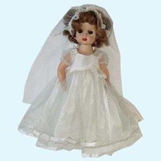 "Vintage 10"" Tiny Terri Lee ~ BRIDE"