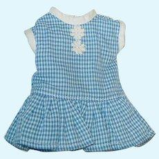 "Vintage 10"" Tiny Terri Lee ~ Original Tagged Dress ~ NMint"