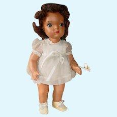Rare Black Composition ~ TERRI LEE Doll ~ All Original