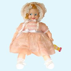 Rare 1951 Ideal ~ 3 Face TRILBY Doll