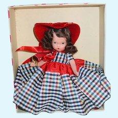 Nancy Ann Storybook  #183 THURSDAYS Child ~ FL Bisque ~ MIB