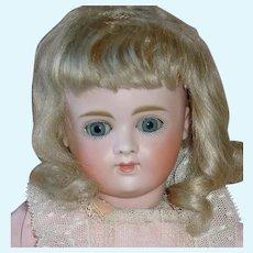 "14"" Lovely Closed-Mouth Antique Kestner Doll"