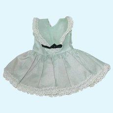 "1950s Original Ideal ~ 12"" Shirley Temple Dress"