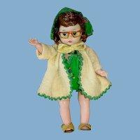 Vintage 1957 BKW Alexander-Kin Doll ~ Sun Suit Set Matches Lissy