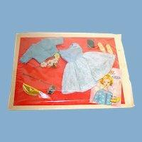 Vintage Ideal Tammy Fashion ~ #9153 DREAM BOAT ~ Mint on Card