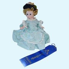 """Rare 1956 Vintage 8"""" BKW Alexander-Kin ~ Southern Belle"""