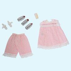 Vintage Tammy Fashion ~ #9092-8 Sleepytime