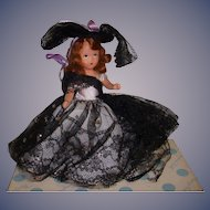 "Vintage MIB Nancy Ann Storybook Doll ""Stardust""!"