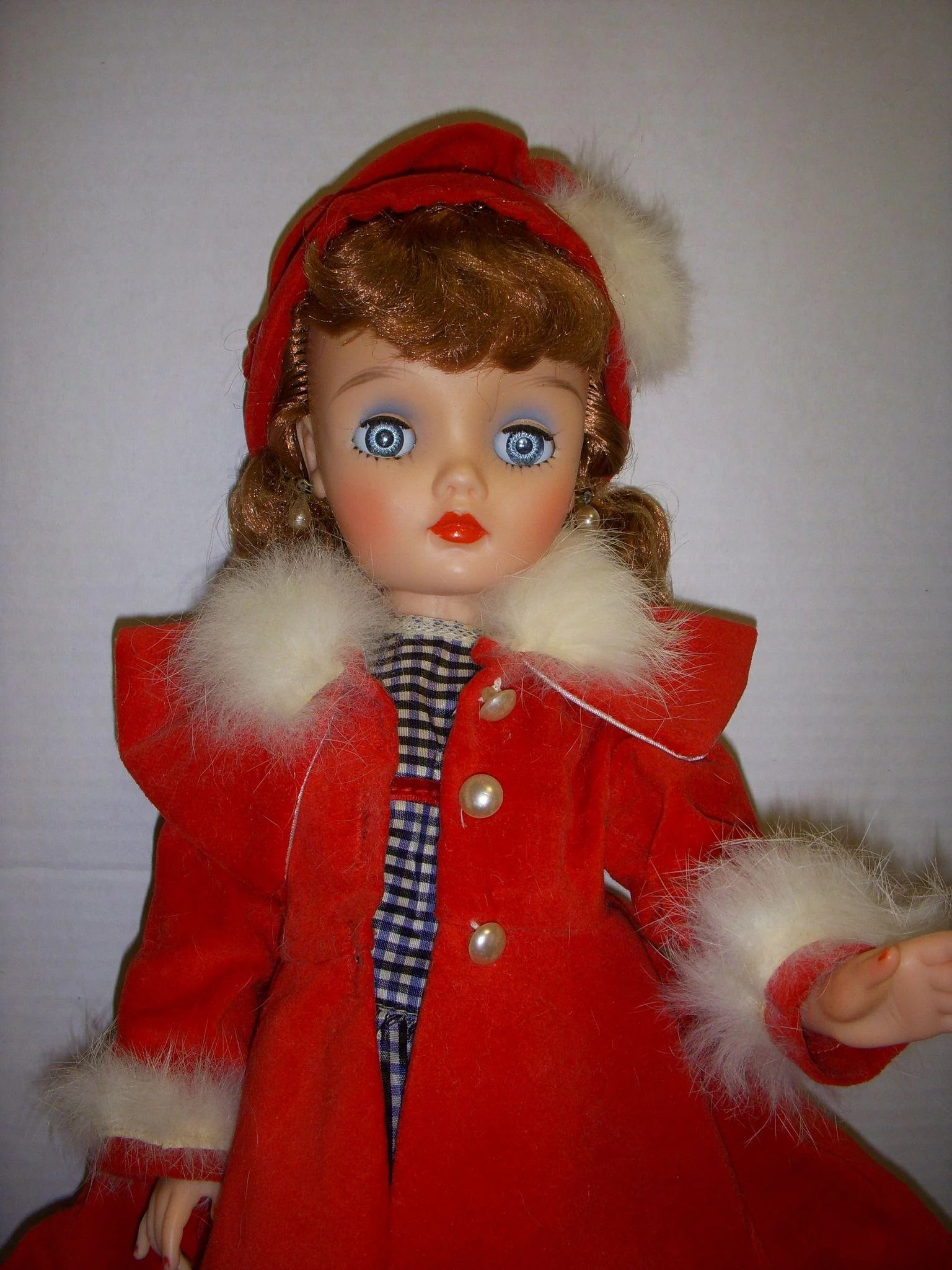 Vintage 1950s 19 Quot Eegee Fashion Doll All Original Kathy