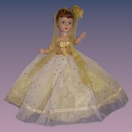 1950s Nancy Ann Style Show Doll All Original