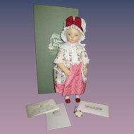 """R J Wright """"Martha"""" UFDC Event Doll"""