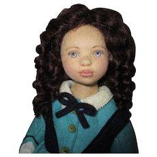 "Maggie Iacono Little Women ""Josephine"" UFDC Regional Doll"