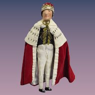 "Vintage Liberty of London ""Viscount Lord John"" Doll All Original"