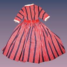 """Vintage 1950s NASB """"Miss Nancy Ann"""" Skirt & Blouse Set"""