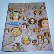 Morphy's Doll Auction Catalogue