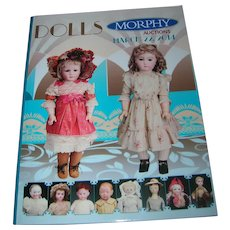 Morphy's Doll Auction Catalog - Red Tag Sale Item