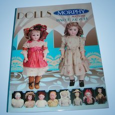 Morphy's Doll Auction Catalog