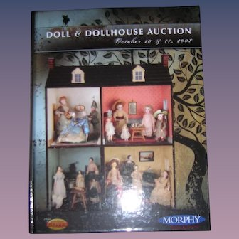 Morphy's Doll & Dollhouse Auction Catalogue