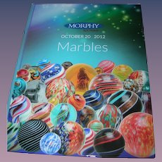 Morphy's Toy Marbles Auction Catalogue