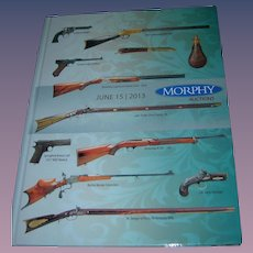 Morphy's Firearms & Weapons Auction Catalogue
