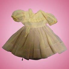 1950s Shirley Temple Original Vintage Dress