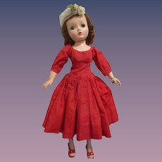 Vintage 1956 Madame Alexander Cissy Doll All Original