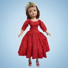 Vintage 1956 Madame Alexander Cissy Doll All Original