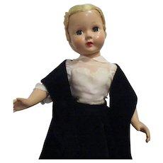 "Vintage 1951-1953 Effanbee ""Schiaparelli"" Doll All Original"
