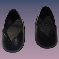 Vintage Original Shirley Temple Doll Shoes