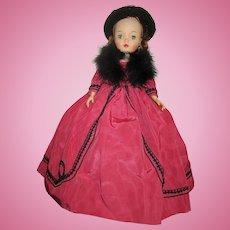 "Vintage 1960 ""Creole Beauty"" Madame Alexander Cissy Doll"