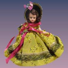"Vintage MIB Nancy Ann Storybook Doll ""Oh, Suzannah"""