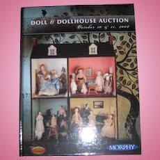 Morphy's Doll & Dollhouse Auction Catalog
