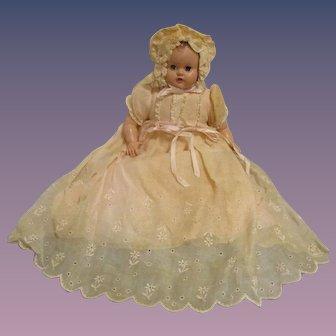 Vintage 1950s Madame Alexander Baby Doll