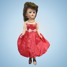 Vintage 1950s Vogue Jill Doll in HTF Original Outfit