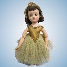 Vintage 1957 Madame Alexander Elise Ballerina Doll
